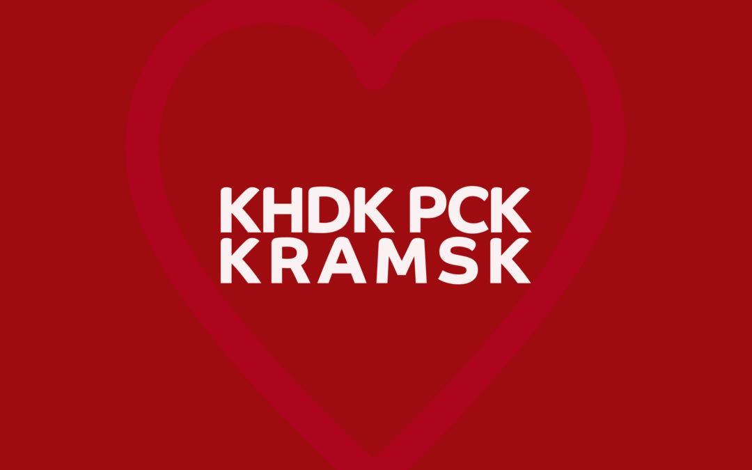 Ogłoszenie: 10-lecie klubu HDK PCK Kramsk