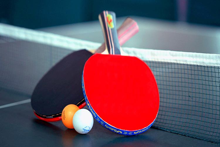 Zawody pingponga w Kawnicach 01 marca 2015