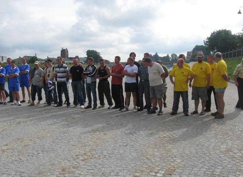 IV Zawody strzelecko-kajakarskie 13 sierpnia 2011
