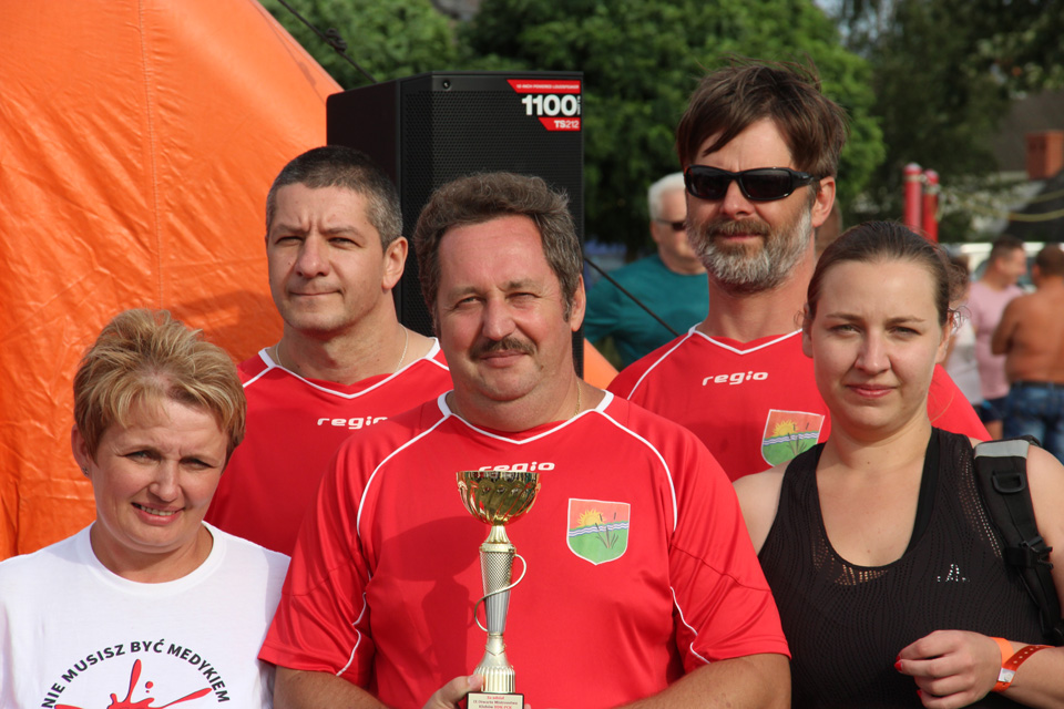IX Otwarte mistrzostwa klubów HDK PCK w zabawach na Plaży